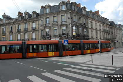 Tramway.