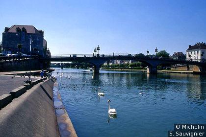 Pont sur la Marne