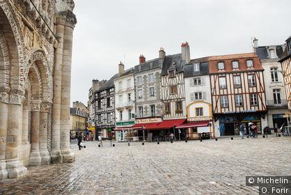 Rue de la Regratterie.
