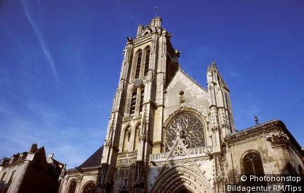 95. Pontoise, cathédrale St Maclou