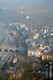 vue de la Burg