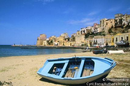 Italie - Sicile - Castellammare del golfo