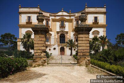 Italie;Sicile - Italy, Italia, Sicily, Sicilia, Bagheria town, Guttuso Museum