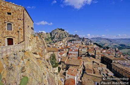 Italy, Italia, Sicily, Sicilia, Nicosia town