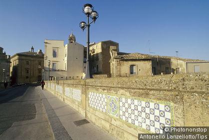 Sicily, Caltagirone