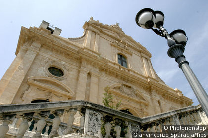 Italy, Sicily, Ispica. Chiesa Madre
