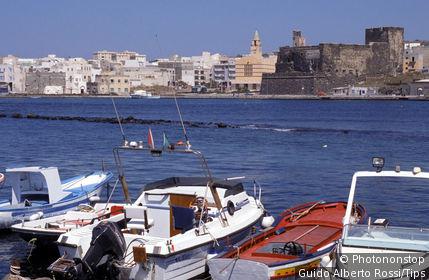 Sicily, Pantelleria