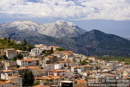 Italy, Sardinia, Dorgali