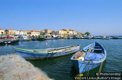 Italie - Sardaigne - Région Sud - Ile de San't Antioco - Port de San't Antioco
