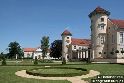 Schloss Rheinsberg, Deutschland - Castle Rheinsberg, Germany