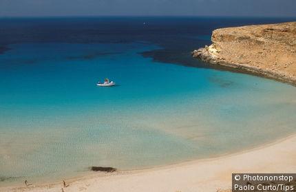 Sicily, Lampedusa Island