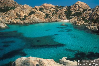 Sardinia, Caprera Island