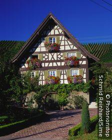 Germany, Deutschland, Baden-Württemberg, Black Forest, Schwarzwald, Mittlerer Schwarzwald,Durbach, Little house