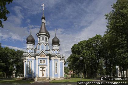 Lithuania,Druskininkai,Orthodox Church