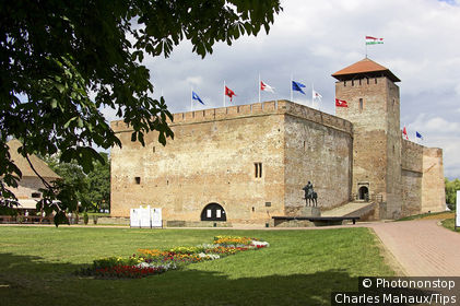 Europe, Hungary, Gyula castle
