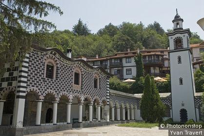 Bulgarie, Blagoevgrad, église Notre-Dame