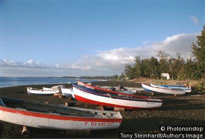 Réunion - Saint Paul - Beach