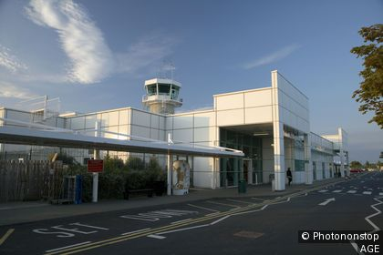 city of derry airport eglinton airport county londonderry northern ireland uk