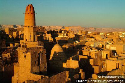 Egypt, Dakhla oasis