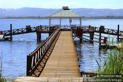 La lagune de Knysna