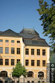 L'école sur Kaiser Franz Josef Straße