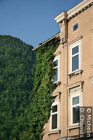 Une façade de Götzstraße