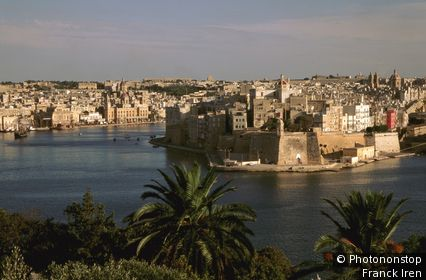 Malta - Grand Harbour - Senglea