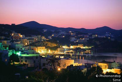 Italie, Latium, îles Pontines, Ponza