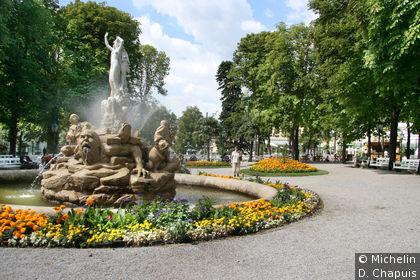 Fontaine du Kurkpark