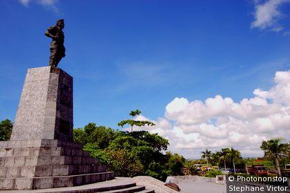 Statue of Ngurah Rai. Kuta, Bali,Bali, Indonesia