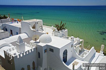 Tunisie, Hammamet, médina