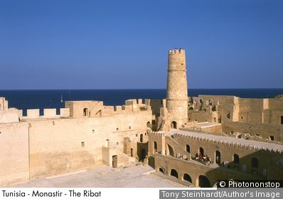 Tunisia - Monastir - The Ribat