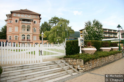 Hôtels sur les bords du lac de Wörth