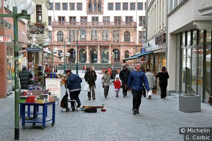 Marktstrasse ver la Rathaus