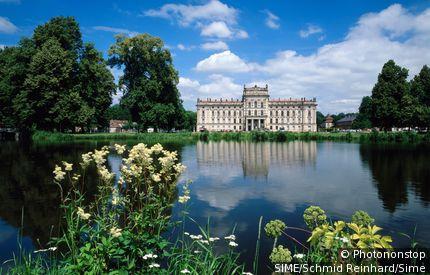 Germany / Mecklenburg-Vorpommern / Ludwigslust / Ludwigslust castle