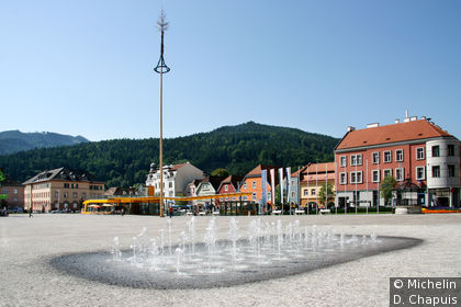 Koloman-Wallisch Platz