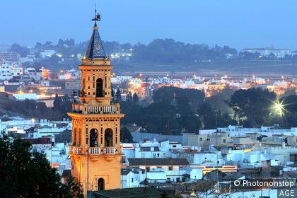 Espagne, Andalousie, province de Séville, Alcalá de Guadaira