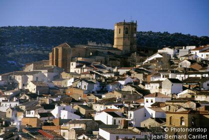 Espagne, Castille la Manche, province d'Albacete, Alcaraz