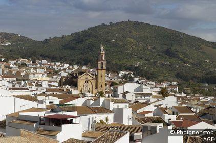Espagne, Andalousie, Cadix, Algodonales
