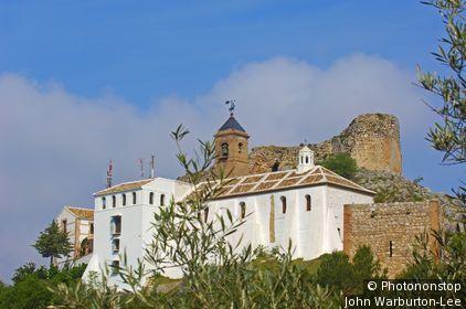 Espagne, Andalousie, province de Malaga, Archidona, ermitage