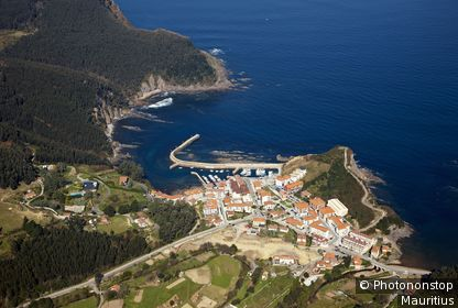 Espagne, Pays Basque, Biscaye, Armintza