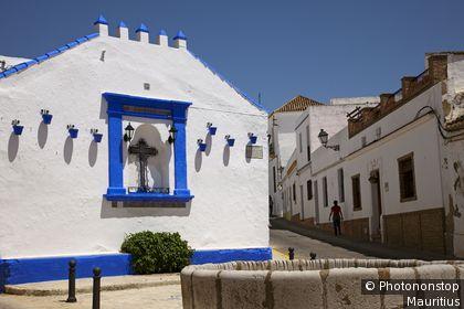 Espagne, Andalousie, province de Huelva, Ayamonte