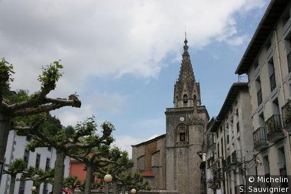 Parroquia San Sebastián de Soreasu