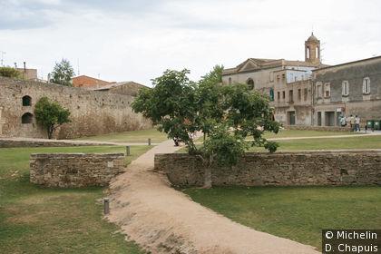 Muraille romaine