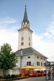 Eglise paroissiale saint Jakob