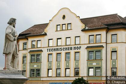 Technischer Hof