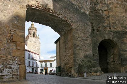 Puerta de Sévilla