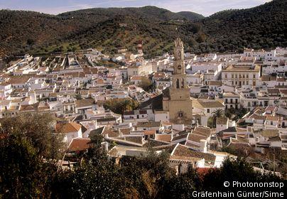 Constantina. Sevilla province, Spain