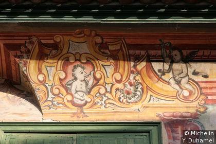 Detail du Palacio Penaflor