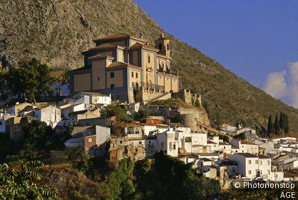 Espagne, Andalousie, province de Jaén, Martos